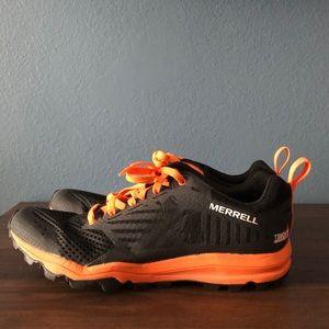 Merrel hiking sneakers